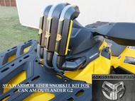Can-Am Outlander GEN 2 Snorkel Kit