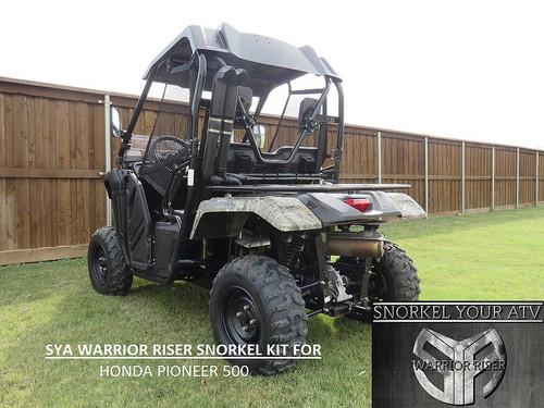 Honda Pioneer 500 (15-18) SYA Warrior Snorkel Kit