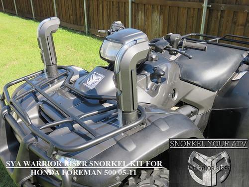 Honda Foreman 500 (05-11) SYA Snorkel Kit