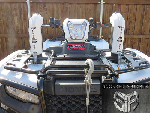 Honda Rubicon 500 Warrior Snorkel Kit