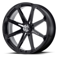 "20"" MSA M12 Diesel Wheels - Black"
