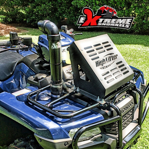 Honda Rancher 420 (14-18) Radiator Relocation/Snorkel Combo Kit
