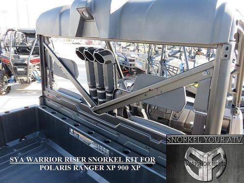 Polaris Ranger XP 900 SYA Warrior Snorkel Kit