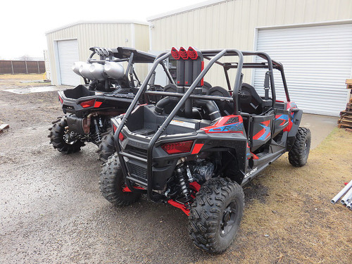 Polaris RZR 900 Snorkel Kit