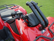 Extreme Snorkels Honda Rancher 420 Snorkel Kit (Side View)