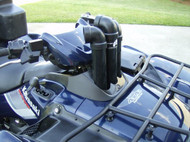 Kawasaki Brute Force Snorkel Kit (Side View)