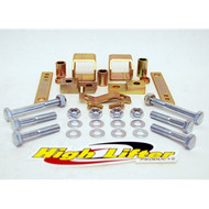"Honda Rancher 350/400AT (00-07) High Lifter 2"" Lift Kit"