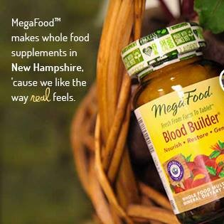 MegaFood, Whole Food Supplement - 有機整全食維他命