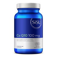 SISU Co Q10, 100mg, 100 Veg Caps - 輔酵素Q10,100毫克,100粒  | LOTUSmart (HK) Hong Kong - 香港 樂濤