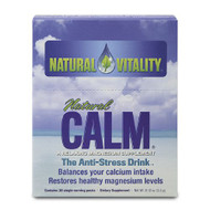 Natural Vitality Natural Calm Magnesium, Original (Unflavored) 30 Packets | LOTUSmart (HK) - 香港樂濤