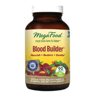 MegaFood Blood Builder, 90 Tablets - 補血配方, 90粒 | LOTUSmart (HK) - 香港樂濤