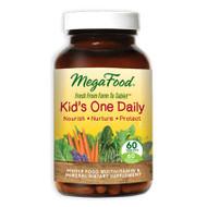 MegaFood Kid's One Daily, 60 Tablets - 兒童綜合維他命, 60粒  | LOTUSmart (HK) - 香港樂濤