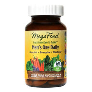 MegaFood Men's One Daily Multivitamin, 60 Tablets - 男士綜合維他命, 60粒  | LOTUSmart (HK) - 香港樂濤