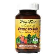 MegaFood Women's One Daily Multivitamin, 60 Tablets - 女士綜合維他命, 60粒 | LOTUSmart (HK) - 香港樂濤