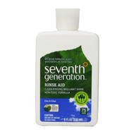 Seventh Generation Rinse Aid - Free & Clear 天然光潔劑 - 無香味 | LOTUSmart (HK) - 香港樂濤