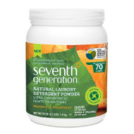Seventh Generation Powder Laundry - Mandarin & Sandalwood 50oz 超濃縮天然洗衣粉 - 柑桔檀香味 | LOTUSmart (HK) - 香港樂濤