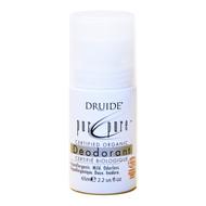 Druide Organic Pur & Pure Deodorant (65ml) 加拿大有機防敏無味止汗劑 65毫升   LOTUSmart (HK) - 香港樂濤