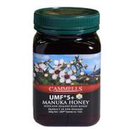 New Zealand Cammell's UMF 5+ Manuka Honey 500g 紐西蘭 純天然 UMF5+ 麥蘆卡 蜂蜜 500克 | LOTUSmart (HK) - 香港樂濤