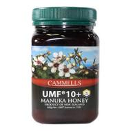 New Zealand Cammell's UMF 10+ Manuka Honey, 500g  紐西蘭 純天然 UMF10+ 麥蘆卡 蜂蜜, 500克 | LOTUSmart (HK) - 香港樂濤