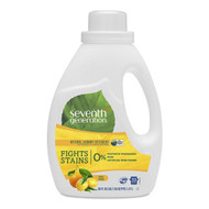 Seventh Generation Natural 2X Concentrated Laundry Liquid, Fresh Citrus - 雙倍超濃縮天然洗衣液, 柑香味 | LOTUSmart (HK) - 香港樂濤