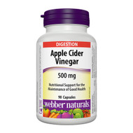 Webber Naturals Apple Cider Vinegar 90 Caps - 天然蘋果醋 | LOTUSmart (HK) Hong Kong - 香港 樂濤