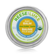 Reese and Luke Shea Butter Baby Balm - Unscented (1.3 oz)  乳木果油嬰兒護膚膏 - 無香味 (1.3安士)| LOTUSmart (HK) - 香港樂濤