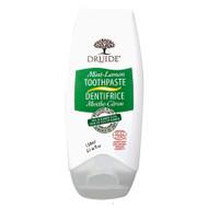 Druide Organic Mint & Lemon Toothpaste (120ml) 加拿大有機檸檬薄荷牙膏, 120毫升 | LOTUSmart (HK) - 香港樂濤