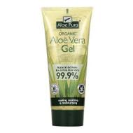 Aloe Pura Organic Aloe Vera Gel, 200ml  英國有機蘆薈護膚啫喱, 200毫升 | LOTUSmart (HK) - 香港樂濤