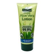 Aloe Pura Organic Aloe Vera Lotion, 200ml 英國有機蘆薈護膚露, 200毫升 | LOTUSmart (HK) - 香港樂濤