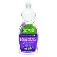 Seventh Generation Natural Dish Liquid,  Lavender Floral & Mint - 天然碗碟清潔液, 薰衣草花香薄荷香味 | LOTUSmart (HK) - 香港樂濤