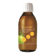 NutraSea +D Omega-3 Liquid with Vitamin D - 加拿大奧米加 3與維他命 D液 | LOTUSmart (HK) - 香港樂濤