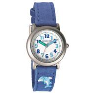 Jacques Farel Eco Kids Watch, Dolphin - 兒童環保手錶,  小海豚 | LOTUSmart (HK)