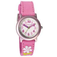 Jacques Farel Eco Kids Watch, Flower - 兒童環保手錶, 小花兒 | LOTUSmart (HK)