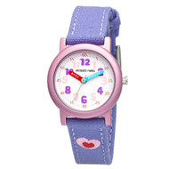 Jacques Farel Eco Kids Watch, Heart - 兒童環保手錶, 心心 | LOTUSmart (HK)