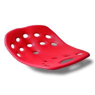 - Backjoy 美姿墊 - SitSmart Posture+ Back Support Cushion   LOTUSmart (HK) Hong Kong - 香港樂濤 - Color : Red - Top View