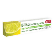 Bilka Homeopathy Lemon Toothpaste 75ml - 天然美白牙膏(檸檬味)  | LOTUSmart (HK) - 香港樂濤