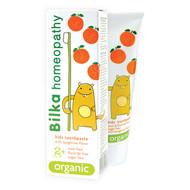 Bilka Homeopathy 2+ Kids Toothpaste 50ml - 有機健齒幼兒牙膏(柑橘味) | LOTUSmart (HK) - 香港樂濤