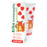 Bilka Homeopathy 6+ Kids Toothpaste (Raspberry) 50ml - 天然健齒兒童牙膏(樹莓味) | LOTUSmart (HK) - 香港樂濤
