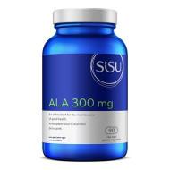 SISU ALA (Alpha Lipoic Acid), 300 mg, 90 Veg Cap - Alpha 硫辛酸, 300毫克, 90粒素食膠囊 | LOTUSmart (HK) Hong Kong - 香港 樂濤