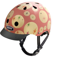 - Front View - Nutcase Helmet, Starbright, Bicycle Helmets  - 單車頭盔, 星光閃閃  | LOTUSmart (HK) Hong Kong - 香港樂濤