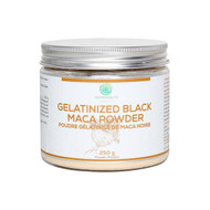 NatriHealth Black Maca Powder, Gelatinized, Natural, 250g  - 秘魯野生黑鑽瑪卡 (250克)  | LOTUSmart (HK) - 香港樂濤