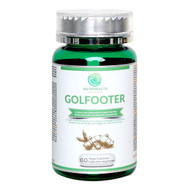 NatriHealth Golfooter, 60 Caps, All-Natural, Anti-Inflammation, Reduce Joint Pain - 高爾夫足 (足底筋膜炎)  | LOTUSmart (HK) - 香港樂濤