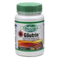 Organika Goutrin, 390mg, 180 capsules 天然特效痛風靈 (含黑櫻桃天然降尿酸) 180粒 | LOTUSmart (HK) - 香港樂濤