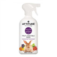 ATTITUDE Living Fruit & Vegetable Wash, Fragrance-free, 800ml  蔬果清潔劑 (無香味) | LOTUSmart (HK) - 香港樂濤