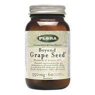 FLORA Beyond Grape Seed, 350 mg, 60 Vegetarian Caps 葡萄籽精華, 350 毫克, 60 膠囊 | LOTUSmart (HK) - 香港樂濤