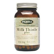 FLORA Milk Thistle Plus, 60 Vegetarian Caps - 保肝複方乳薊草萃取物 | LOTUSmart (HK) - 香港樂濤