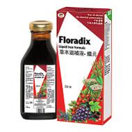 Salus Floradix Liquid Iron, 250ml - 草本滋補液 - 鐵元, 250毫升 | LOTUSmart (HK) - 香港樂濤