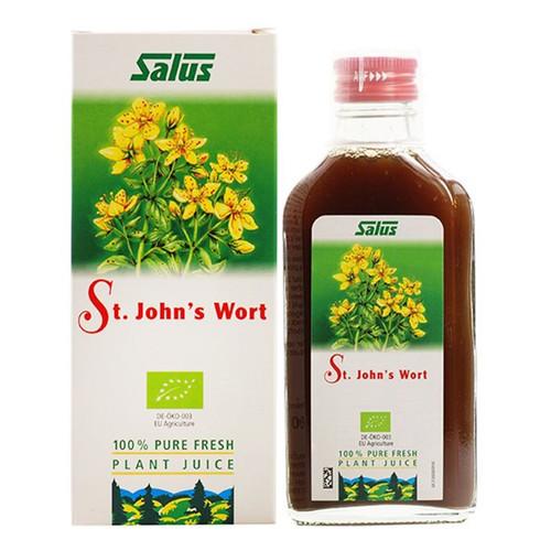 Salus St. John's Wort Juice , 200ml - 金絲桃花蔬菜汁, 200毫升 | LOTUSmart (HK) - 香港樂濤
