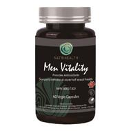 NatriHealth Men Vitality, 60 Veggie Caps - 黃精瑪咖膠囊 | LOTUSmart (HK) - 香港樂濤