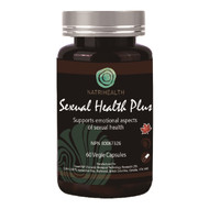 NatriHealth Sexual Health Plus,  60 Veggie Caps - 勃爾卡膠囊  | LOTUSmart (HK) - 香港樂濤